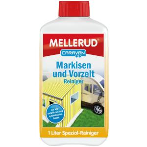 MELLERUD CHEMIE GMBH MELLERUD CARAVAN Markisen und Vorzelt Reiniger, Fasertiefe Sauberkeit , 1000 ml - Flasche 2020017170