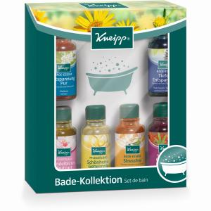 Kneipp® Badeöl - Kollektion , Sechs Bade-Klassikern in der Geschenkverpackung, 6 Flaschen á 20 ml