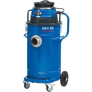 columbus Reinigungsmaschinen columbus Industrie Nasssauger IWV 80, Stahlbehälter verzinkt, epoxidlackiert, Mit 80 l Behältervolumen