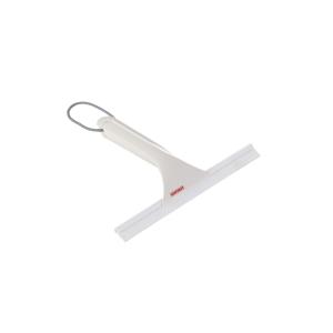 LEIFHEIT CABINO Duschkabinenabzieher, Duschabzieher für ein Wischen ohne Abriebspuren, Wischbreite: 24 cm
