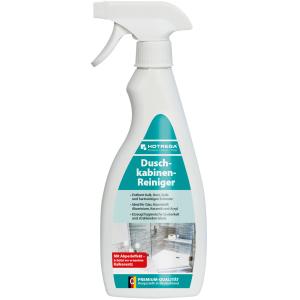 HOTREGA® GmbH HOTREGA® Duschkabinenreiniger, Gebrauchsfertiger Spezialreiniger, 500 ml - Sprühflasche H160470