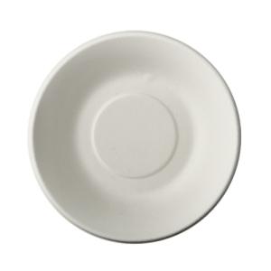 219 mm weiß PAPSTAR Kunststoff-Menüteller 14250 Durchmesser