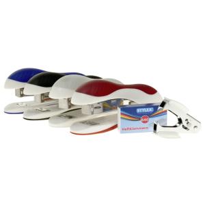STYLEX Schreibwaren GmbH STYLEX® Heftmaschine-Set, Tackerset inkl. Entklammerer und Heftklammern, 1 Set 42656