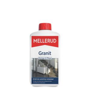 MELLERUD Granit Reiniger & Pflege , Bodenreiniger pflegt und schützt vor Austrocknung, 1000 ml - Flasche