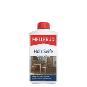 MELLERUD CHEMIE GMBH MELLERUD Holz Seife Reiniger & Pflege, Reinigt und pflegt schonend , 1000 ml - Flasche 2001010447