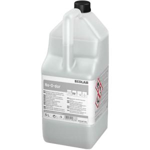 ECOLAB Ne-O-dor Geruchsbinder, Biologischer Geruchsbinder für Bodenabflüsse, 5 l - Kanister (1 Karton = 2 Kanister)