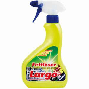 Weco GmbH Largo Fettlöser, Für Küche, Haus und Hobby, 1 Sprayflasche = 500 ml