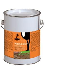 LOBA GmbH & Co. KG LOBA LOBASOL® Deck & Teak Oil Color Spezialöl, Holzschutzöl für den Außeneinsatz, 750 ml - Dose, Douglasie 10615-14913