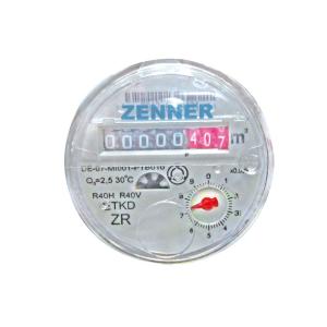 UNGER HiFlo™ Wasserzähler, Ersatzteil für DI-Filter, Maß: 1/2